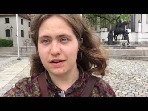 Travel Vlog! Lost in Augsburg