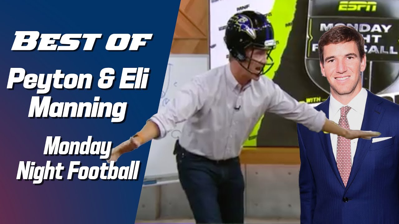 ESPN found something special with the Peyton and Eli Manning ...