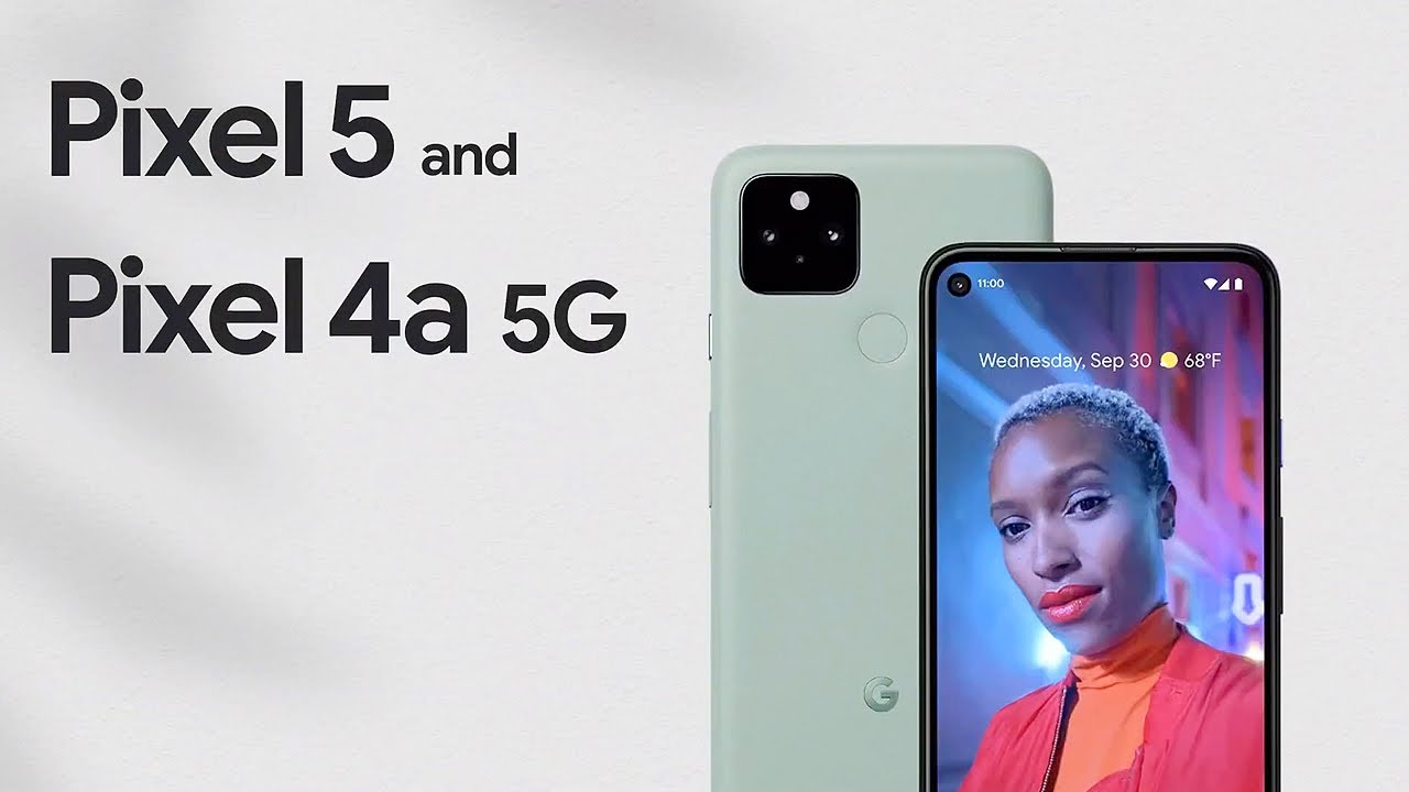 Pixel 5 and Pixel 4A 5G! Full reveal with price