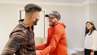Surprising My Best Friend in Australia After 5 Years