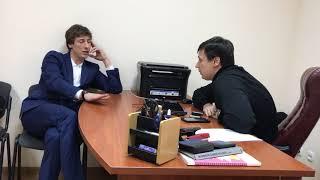 Тарас Юрист Адвокат Одеса vs Назар Ужвий. Раунд 1, Бегающие Глазки Адвоката