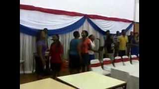 Kwaluseni SCM Praise team @ UNISWA Black Wednesday comemoration