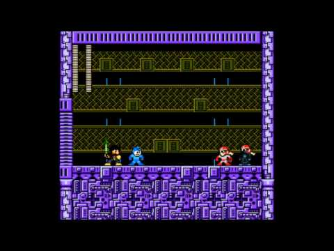 MegaMan Unlimited: Brotherly Corruption (Occupied Wily Fortress Boss Battle 2) [Rytmik Cinemax] by