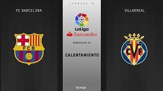 FC Barcelona 5 - 1 Villarreal