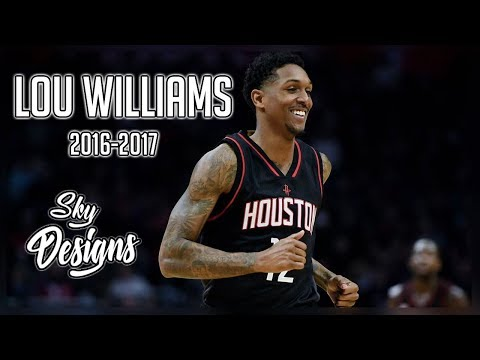 Lou Williams Official 2016-2017 Season Highlights // 17.5 PPG, 3.0 APG, 2.5 RPG