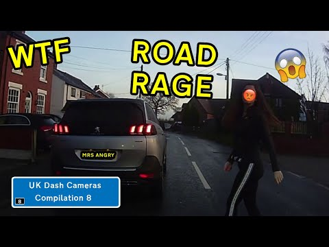 UK Dash Cameras - Compilation 8 - 2020 Bad Drivers, Crashes + Close Calls