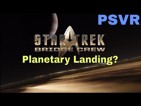 Star Trek Bridge Crew - PSVR - Can You Get to a Distant Planet?