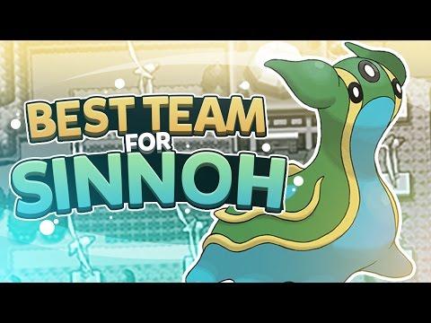 Best Team For Sinnoh Ft. Speqtor