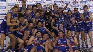 Footscray wins VFL Grand Final