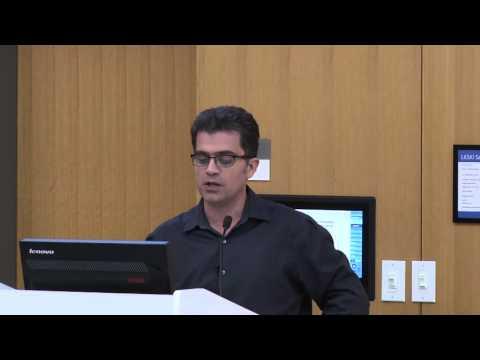 Dr. Michael C. Kolios - Popular Science Lecture, November 2015