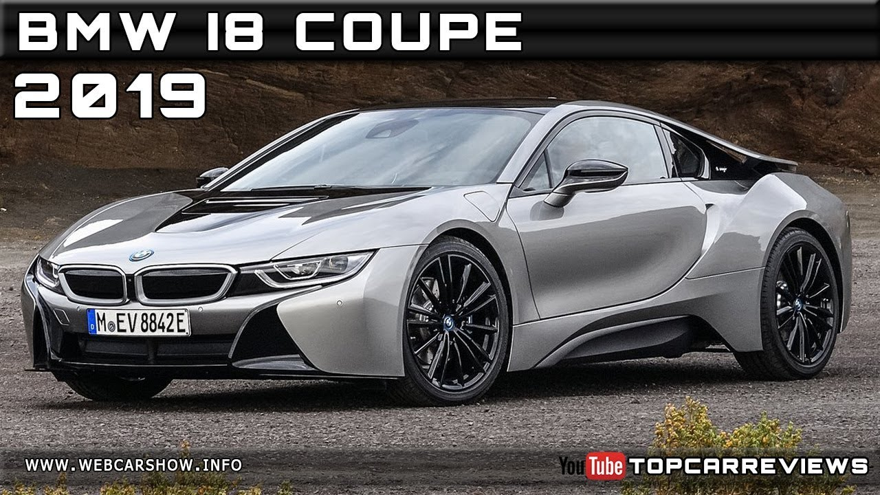2019 bmw i8 coupe review rendered price specs release date