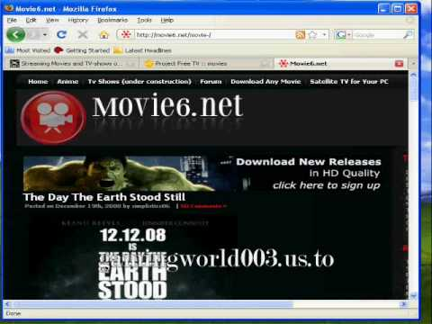 How to watch movies online