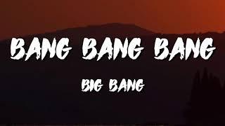 Download Bang Bang Bang Tik Tok Remix Lyrics