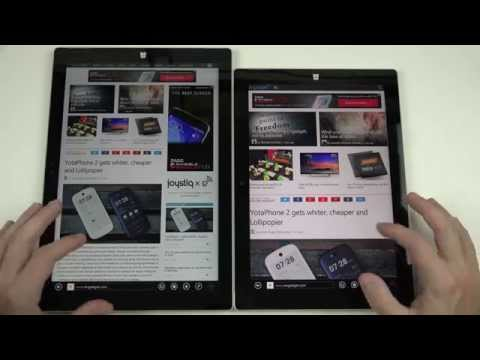 Microsoft Surface 3 vs Surface Pro 3