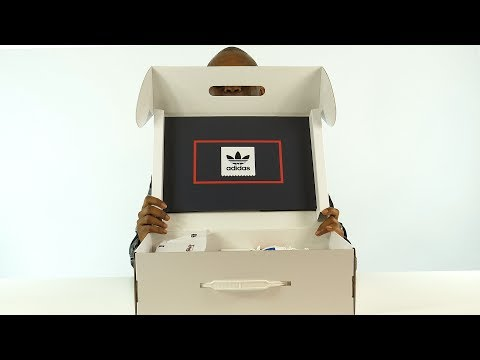 UNBOXING: Dope SNEAKER Package from adidas Skateboarding ?!?!