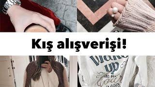 Kış Alışverişim: Oysho, Zara, HM, Sephora