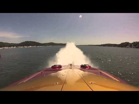 Spirit of Qatar 244 mph run at LOTO 2014