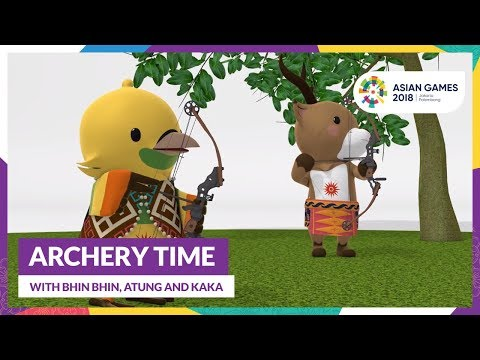 Archery Time With Bhin Bhin, Atung, And Kaka