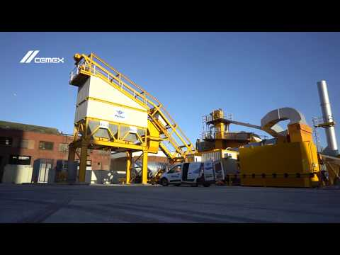 Liverpool Docklands Plant Opening