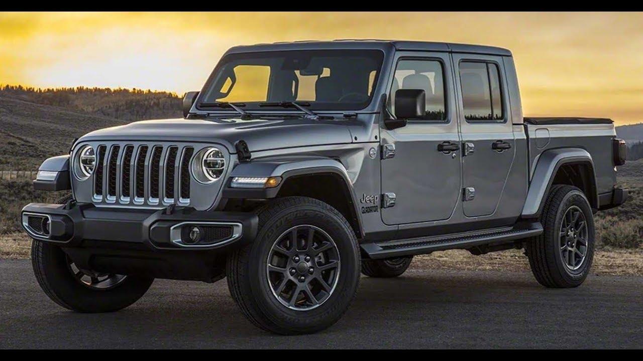 Novo Jeep Gladiator 2020