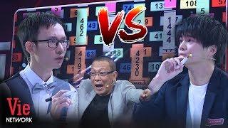 Trận chiến ĐỈNH CAO - Huy Hoàng chạm trán với cao thủ Logic đến từ Nhật | SIÊU TRÍ TUỆ