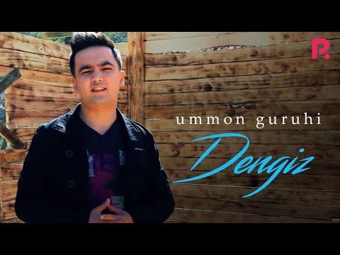 Ummon guruhi - Dengiz (klip jarayoni)