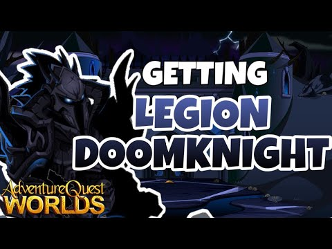 GETTING LEGION DOOMKNIGHT in 2020 + SOLO & REVIEW!