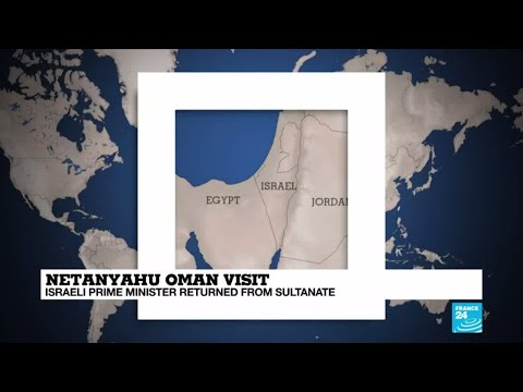 "Netanyahu Oman visit: ""The initiative of Washington""?"