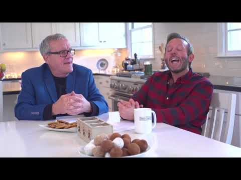 Another Dinner Conversations Christmas | With Mark Lowry And Andrew Greer