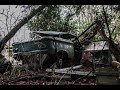 Abandoned Hoarders Classic Car Graveyard - NSU Prinz Beetle Secret Car Collection (Barn Find) Patina