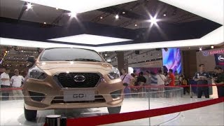 Datsun GO+ Indonesia World Premiere Highlights