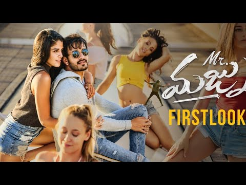Mr. Majnu First Look | Akhil Akkineni |...