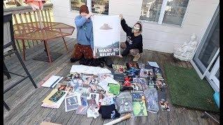 X-FILES MEMORABILIA MASSIVE HAUL FROM TRASH DUMPSTER - Unreal Trash Picking Finds!