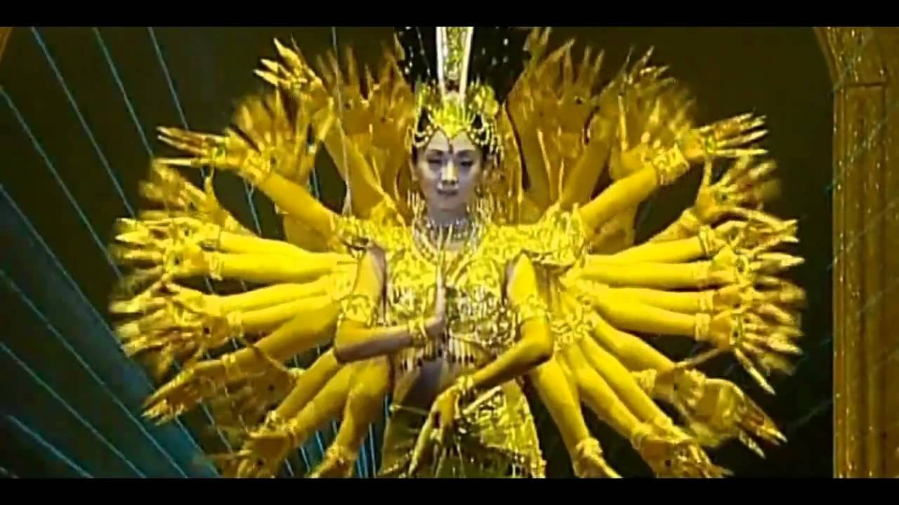 This Is The Best Art Performance - From China ( Thousand
