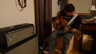 Steve Kissinger - Runaway (Ed Sheeran Cover) Loop Pedal