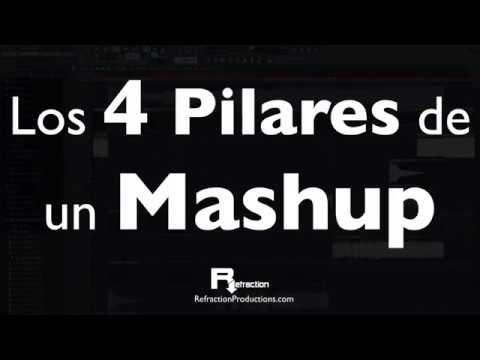4 Pilares de un mashup para que suenen bien - tutorial de mashups