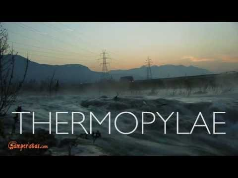 Grecia: Le Termopili - Greece: Thermopylae