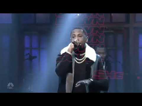 Meek Mill - Uptown Vibes ft. Fabolous (Video) Performance 2019 NBA All-Star Game