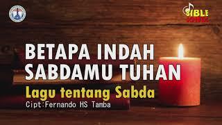 "Download BERNYANYI & KLIB LAGU KITAB SUCI // Sampel Lagu ""3. Betapa Indah Sabda Mu Tuhan"""