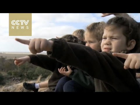 Australia drought: Music helps children cope in drought-hit farms