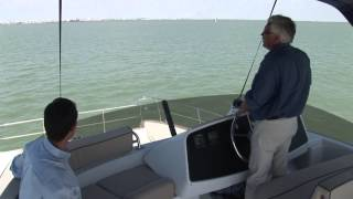 Aegean Wonder Santorini Tours Trawler 46 Power Catamaran