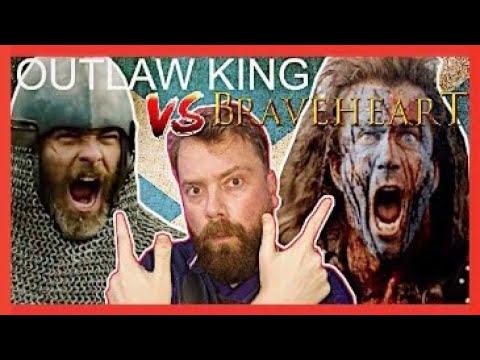 OUTLAW KING Vs BRAVEHEART - ULTIMATE SCOTTISH BATTLE