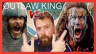 OUTLAW KING Vs BRAVEHEART - ULTIMATE SCOTTISH BATTLE