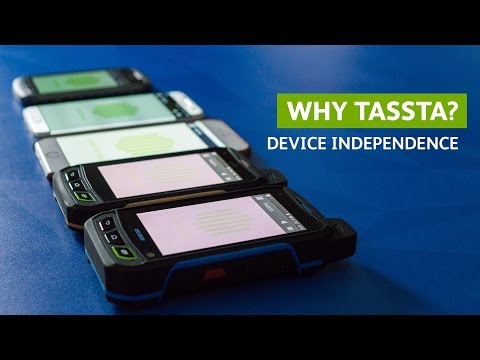 TASSTA Device Independence Solution for PTT and LWP