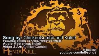英雄聯盟惡搞歌曲 PlentaKill - Tibbers (原曲: Pitbull…