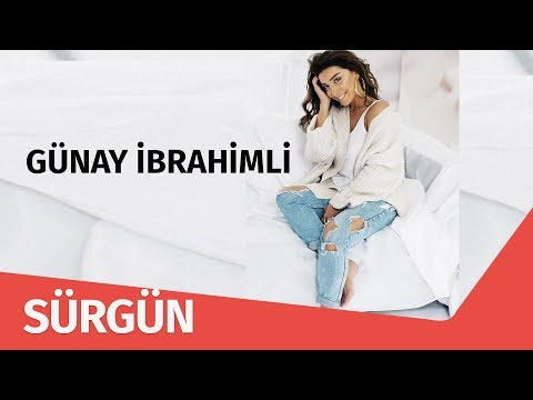 Gunay Ibrahimli - Surgun (Official Audio)
