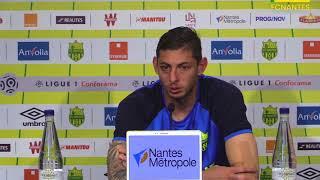 Emiliano Sala avant AS Monaco - FC Nantes