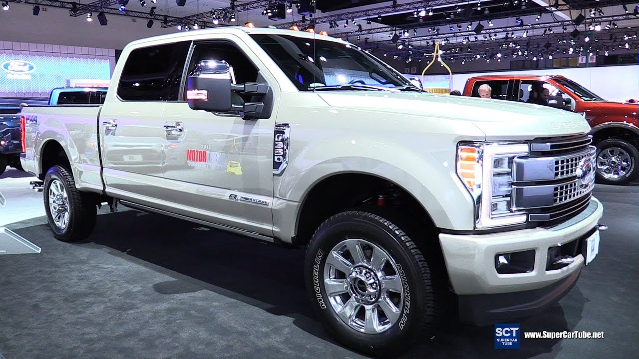 2018 ford f350 platinum. modren ford 2017 ford f350 super duty platinum  exterior and interior walkaround  2016 la auto show youtube and 2018 ford f350 platinum 3