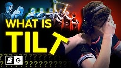 What is Tilt? The Gentle Art of Not Losing Your Sh*t in Esports