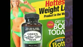 How to lose weight with Green Coffee Bean